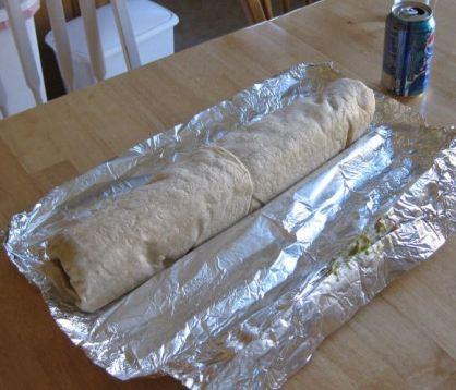 Iguana's Burritozilla