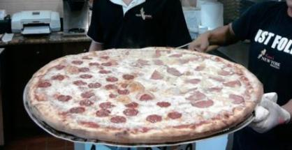 "New York Pizzeria 28"" Party Pizza"